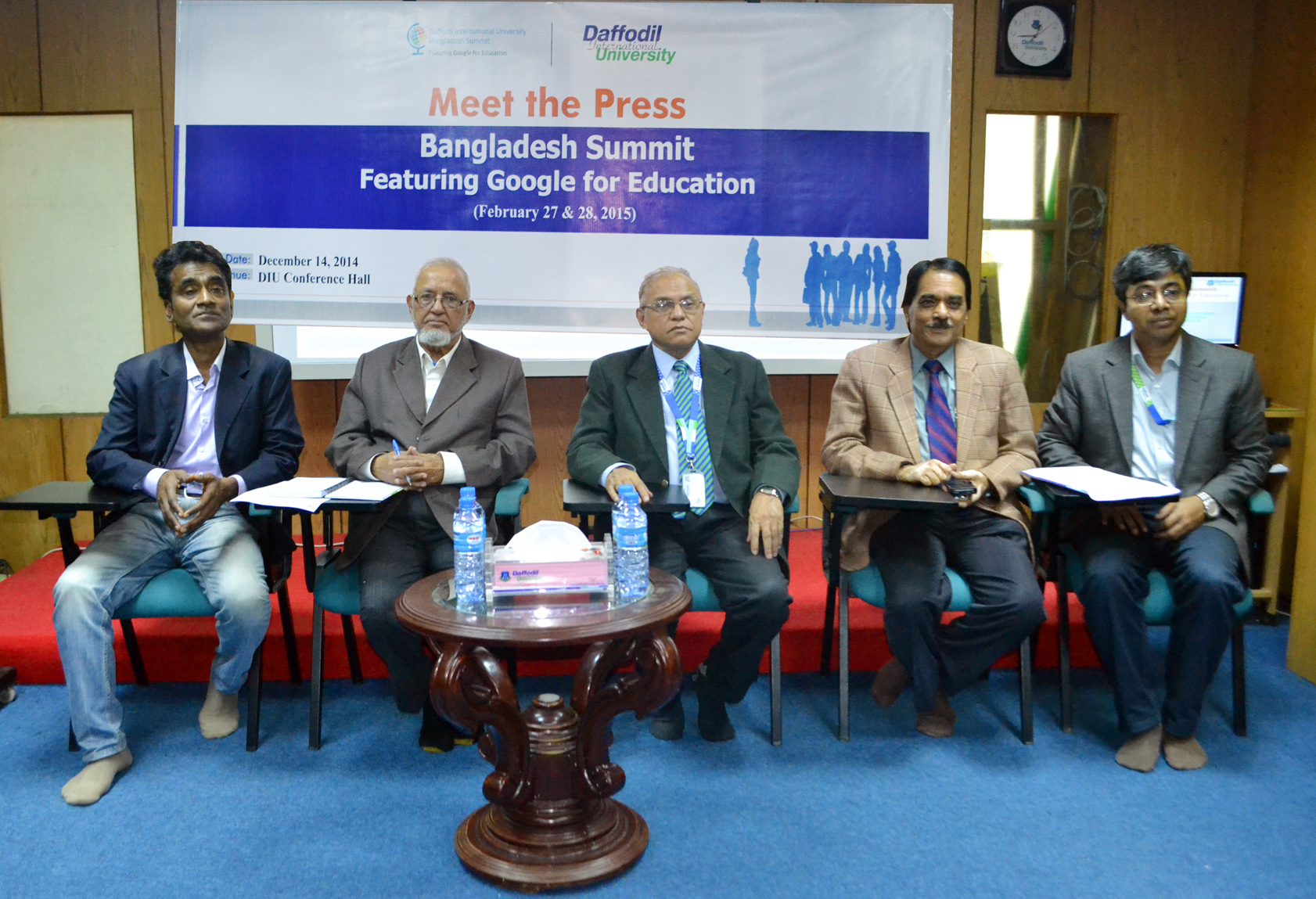 prof-dr-m-lutfar-rahman-vice-chancellor-daffodil-international-university-along-with-distinguished-guests-at-meet-the-press-on-bangladesh-summit-featuring-google-for-education-2015.JPG